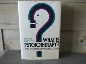 What is psychotherapy ?  $3