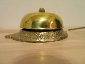 Old fashioned Solid Brass Door Bell
