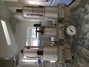 Compressor attachments