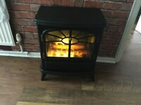 ELECTRIC FIRE. £30