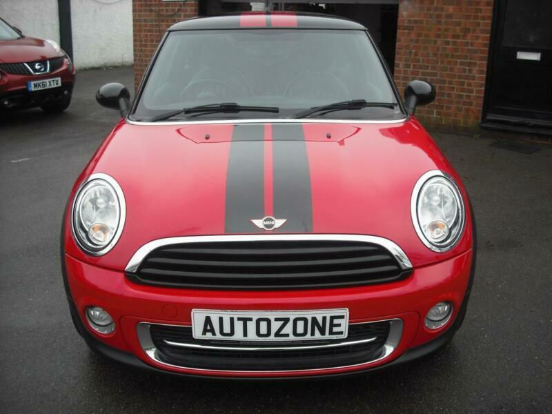 09bd9a7cd99 Mini Hatch Cooper Cooper London 2012 Edition 3dr PETROL MANUAL 2012 ...