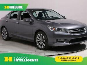 2014 Honda Accord SPORT A/C GR ELECT MAGS BLUETOOTH CAMERA RECUL