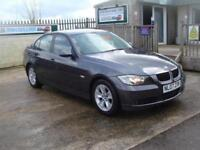 BMW 320 2.0TD 2007MY d SE LEATHER SH PAY AS YOU GO TODAY