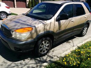 * 2003 Buick Rendezvous CX SUV à vendre *