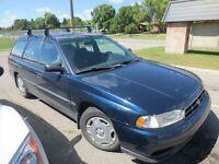 2200 OBO Subaru legacy wagon
