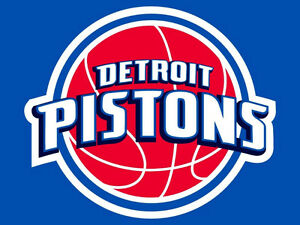 Detroit Pistons 2016-17 Season Plan Tickets- Section 106 Row G