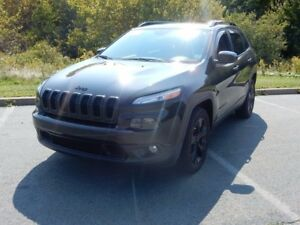 2015 Jeep CHEROKEE ALTITUDE! COLD WEATHER PACK!
