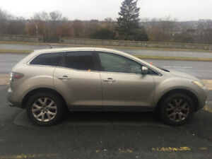 2009 Mazda CX-7 With Brand New Winter Tires for sale