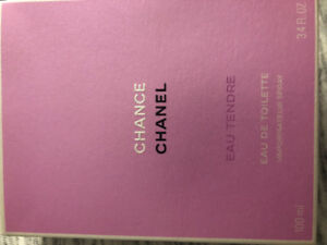 Chanel Chance Perfume - 100ml Never Used.