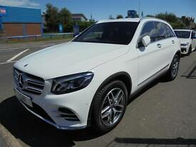 Mercedes-Benz GLC220 2.1d ( 170ps ) 4X4 d 4MATIC ( s/s ) Auto 2016MY AMG Line