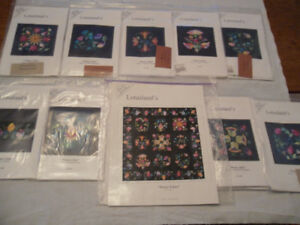 quilt patterns - $2 to $5
