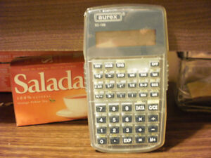 calculatrice scientifique de marque AUREX