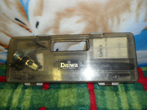 Daiwa Portable Fishing Rod Reel Combo $40