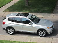 2013 BMW X3 XDRIVE 28i VUS / SUV 21000 KM / $34300