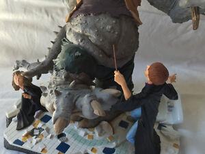 """Harry Potter """"Battling the Mountain Troll"""" Collectors Piece London Ontario image 7"""