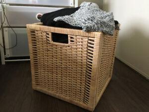 IKEA Basket/ Storage Box