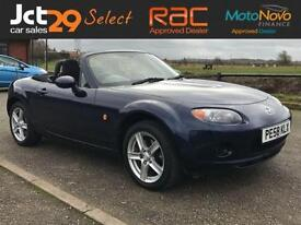 2008 58 MAZDA MX-5 1.8 (VERY LOW MILEAGE) WITH SERVICE HISTORY