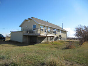 Large Bungalow on Acreage in Stirling - NEW LISTING