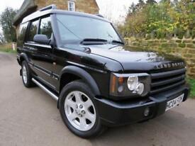 2004 LAND ROVER DISCOVERY 2.5 TD5 AUTO ES PREMIUM 4X4 7 SEATS