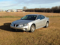 "2008 Pontiac Grand Prix Sedan ""PRICE REDUCED"""