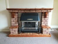 Fireplace surround - pick up from Fife