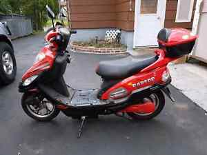 Selling electric GForce Raptor Scooter