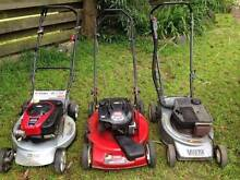Whitehorse Mower repairs and service Vermont Whitehorse Area Preview