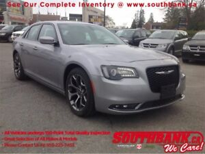 2016 Chrysler 300 S 4 door Sedan