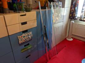 Nova Glass Shower Screen - new, unpackaged