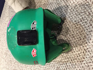 RED brand Youth Large Snowboard Helmet