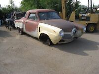 Studebaker Bullet Nose Coupe