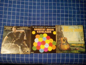 Records $4.00 Each Or 3 For $10.00