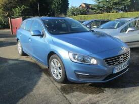 2013 63 Volvo V60 2.0 D4 Business Edition Power Blue