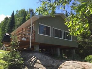 Boat Access Pickerel River Cottage Rental