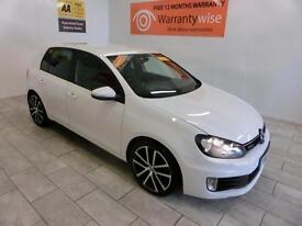 2012 Volkswagen Golf 2.0TDI ( 170ps ) GTD ***BUY FOR ONLY £55 PER WEEK***