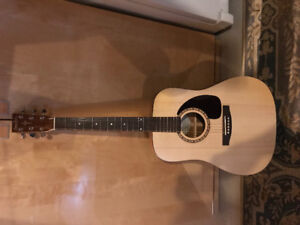Simon and Patrick Acoustic guitar for sale