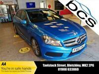 2013 MERCEDES A Class A220 CDI BLUEEFFICIENCY AMG SPORT Auto HATCHBACK Diesel Au