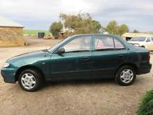 Hyundai Excel Sedan Truro Mid Murray Preview