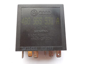VW Jetta Golf Audi A4 A6 1998-2010 Intermittent Relay 4B0955531A