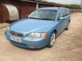 V70 2.4 D5 SE DIESEL AUTOMATIC ESTATE *FULL HISTORY* LEATHER* SUNROOF*