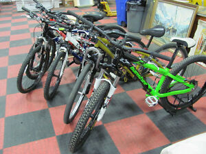 22 BICYCLES AT KASTNER AUCTIONS SUNDAY SEPT 25 !