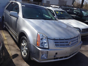 2006 Caddilac SRX  Not certified , Not E-tested.for parts $1200