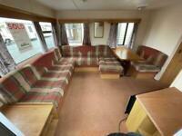 Static Caravan For Sale Off Site Torino by Cosalt 35 x 10 - 3 Bedrooms