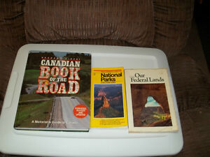 Three Books For sale For $10.00