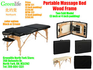 Portable Massage table/Facial/Tattoo/Eye Lash bed,from 119.99