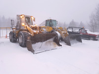 Snow plowing n removal, book now don't be stuck in the snow
