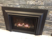 DISPLAY ENVIRO PROPANE FIREPLACE INSERT Fredericton New Brunswick Preview