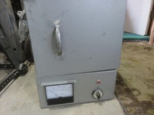 JEWLERS KILN IN GREAT CONDITION 2000F TEMPERATURE asking $355 or