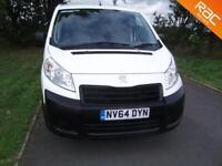 Peugeot Expert 1.6 HDi LWB FSH Excellent Condition Throughout Bennett Van Sales