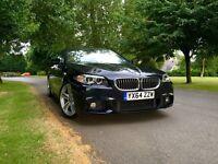 BMW 520d M Sport Auto, facelift 2014, huge spec!! Swap & P/X welcome.